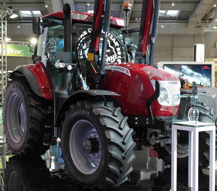 X6.4 VT Drive Agritechnica 2017