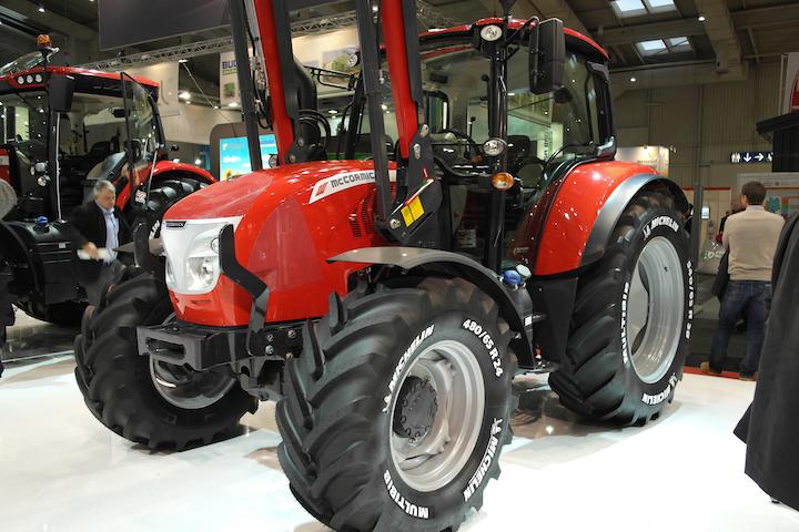 X6.55 Agritechnica 2017