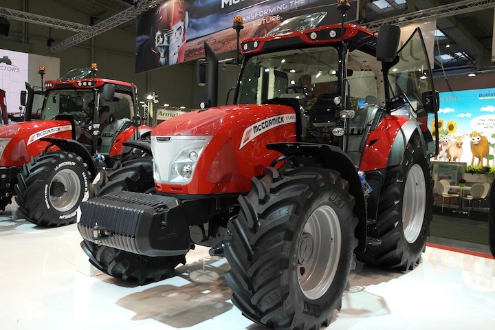 Nuovo X7.450 emissionato Tier 4 Final