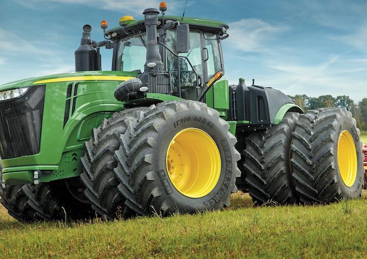 Bkt Agrimax Force, ideali per trattori di alta potenza