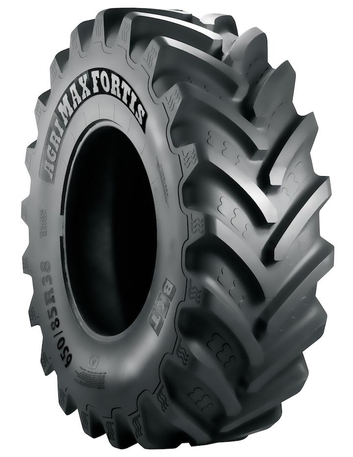 Pneumatico BKT Agrimax Fortis, ideale per il lavoro su suoli rocciosi
