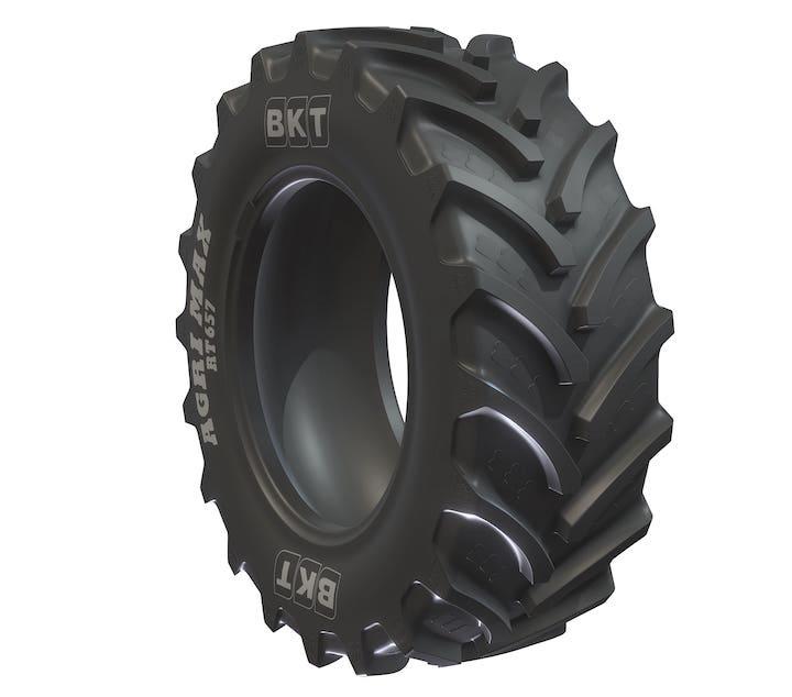 BKT Agrimax RT 657, pneumatico radiale indicato per la vendemmia