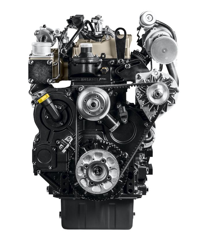 Motori Kohler KDI 2504 TCR sui BCS Spirit 70