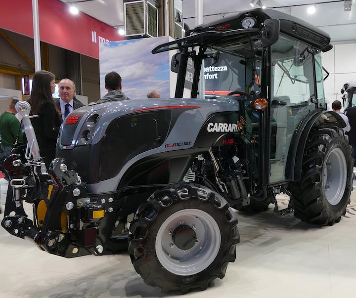 Carraro Agricube VL 115ad Eima 2018