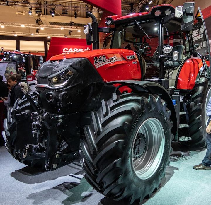 Case IH Puma 240 ad Agritechnica 2019