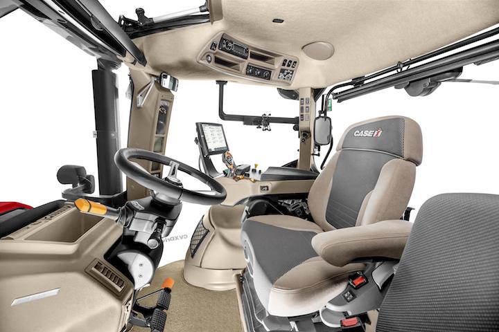 Cabina dei modelli Case IH Puma 185-240