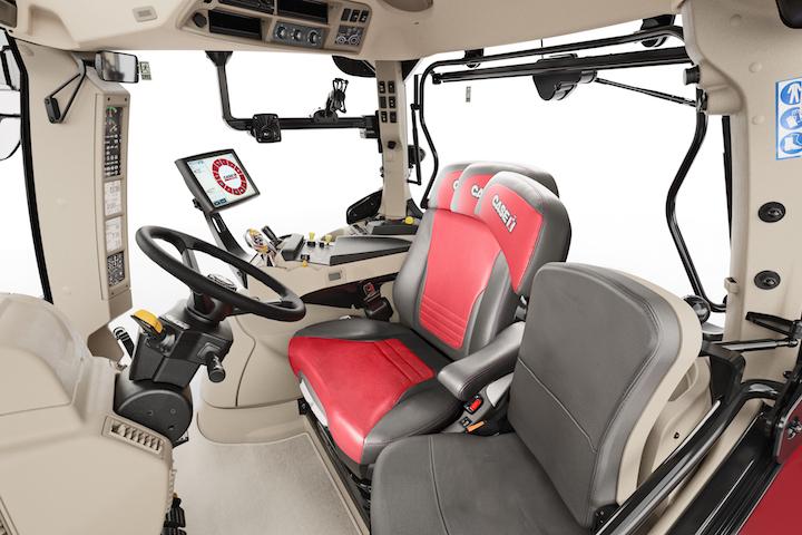Tante novità a bordo dei Puma Multicontroller e CVXDrive di Case IH