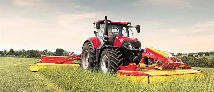 Case ih due decenni di storia per la serie quadtrac for Prime case in nuova inghilterra