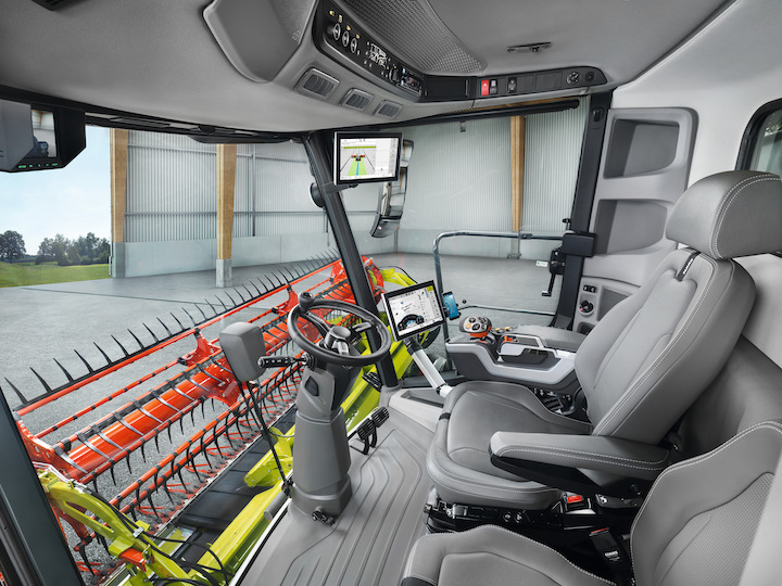 Cabina Trion Claas 2021