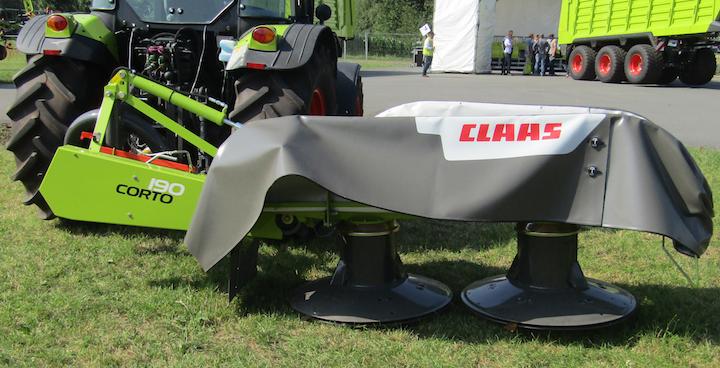 Falciatrice posteriore Claas Corto 190