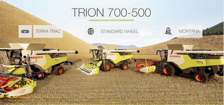 Gamma Torion 500 700 - 2021
