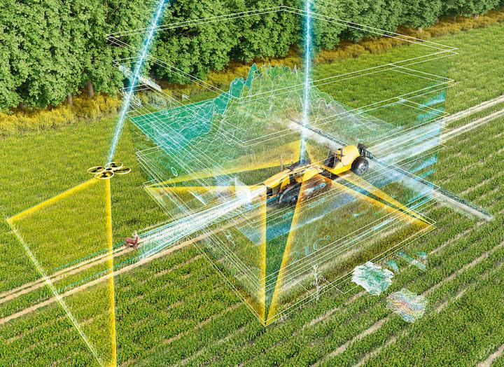 Le soluzioni proposte dalla casa sono realizzate per massimizzare l'efficienza delle attività agricole