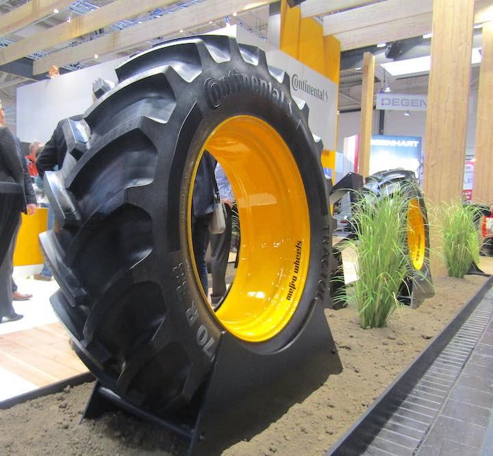 Modello Tractor 70 nella misura R38