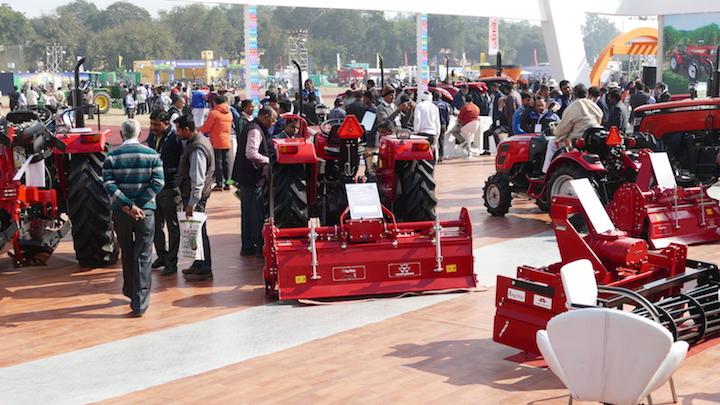EIMA Agrimach New Delhi 2017