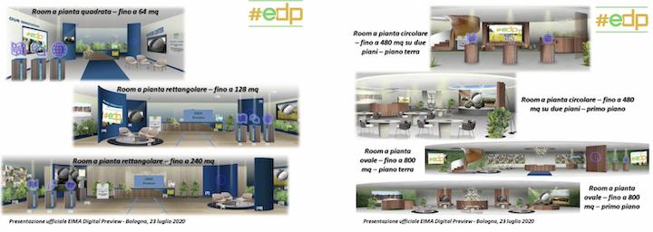 Stand EDP 2020