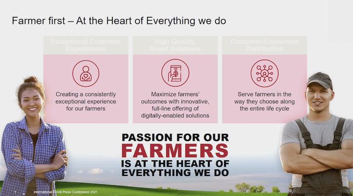 Agricoltori al primo posto per AGCO