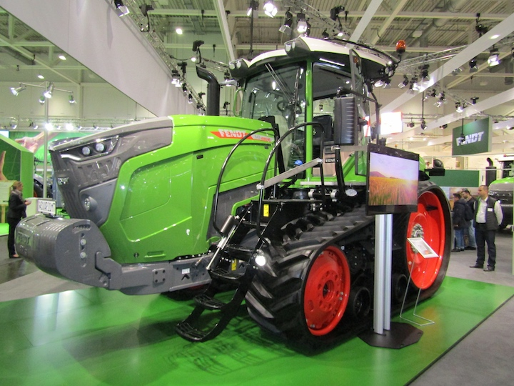 Fendt Vario 900 MT Machine of the Year 2018