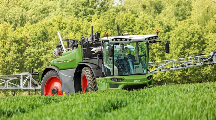 Fendt Rogator 600, disponibile in tre modelli