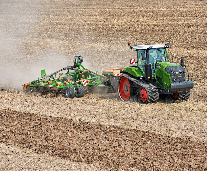 In campo Fendt 900 Vario MT