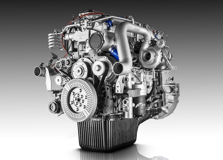 Nuovo motore FPT Cursor 13 NG