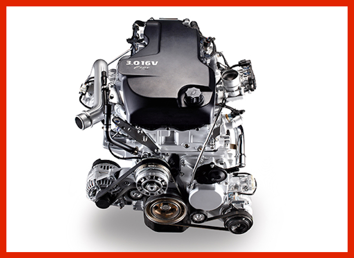 Motore FPT F1C NG per veicoli commerciali leggeri