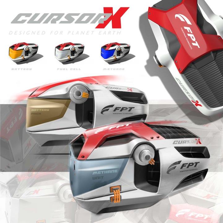 Cursor X, innovativo motore multipower di FPT Industrial