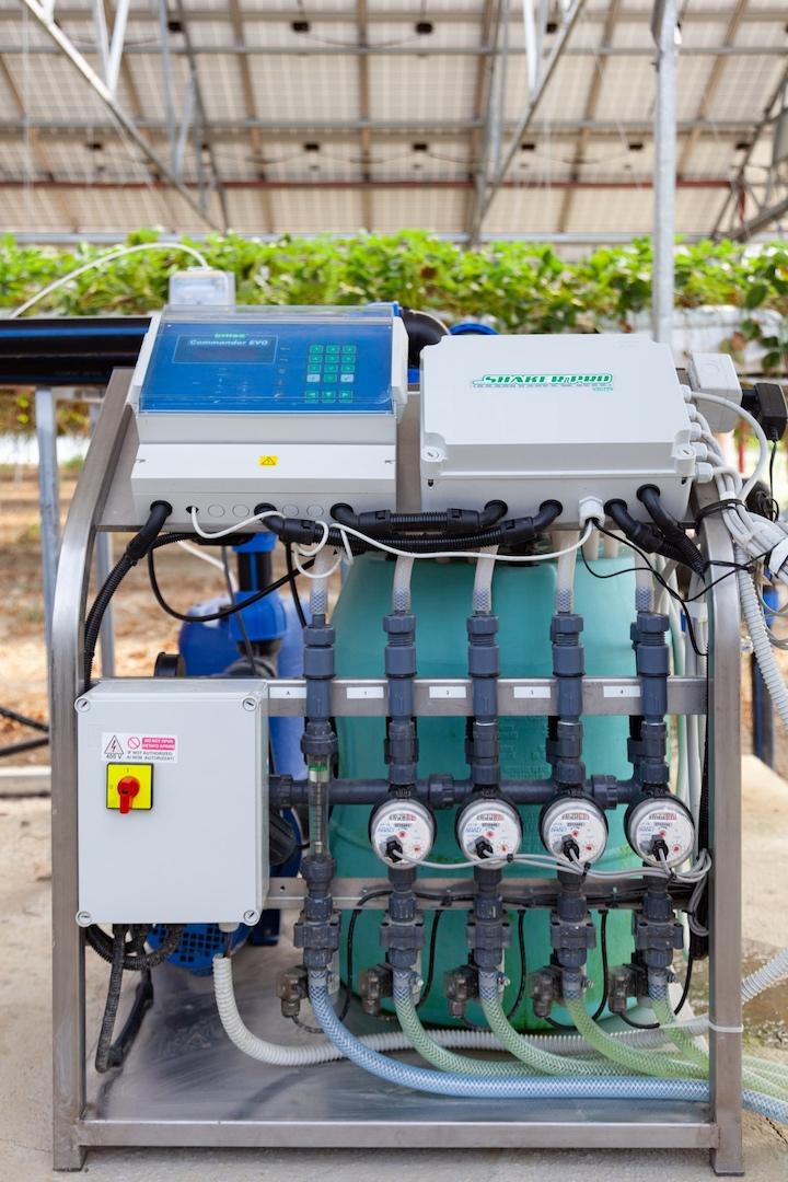 Fertirrigatore Irritec Shaker Set® Pro