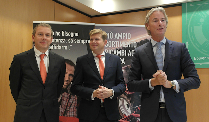 Il management di Kramp ad Eima 2018