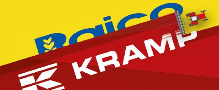 Kramp sostituirà il nome Raico