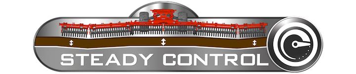 Sistema KUHNSteady Control per gli Optimer XL 6000 e 7500
