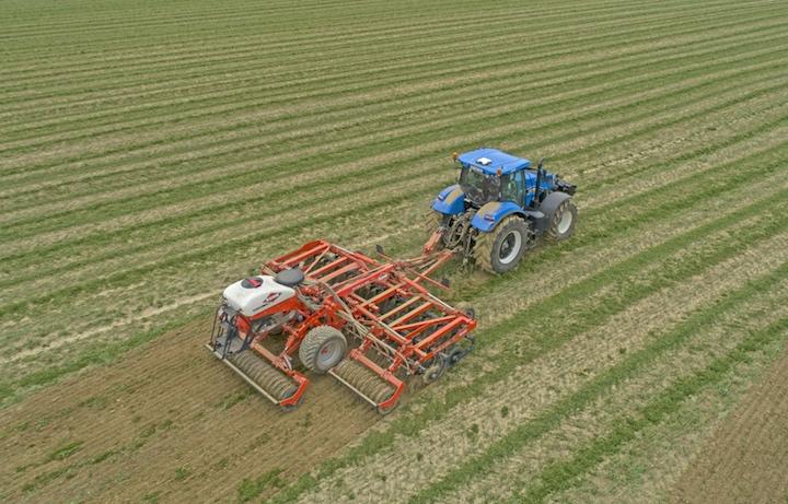 KUHN Optimer XL 6000 da 6 metri per aziende agricole XL