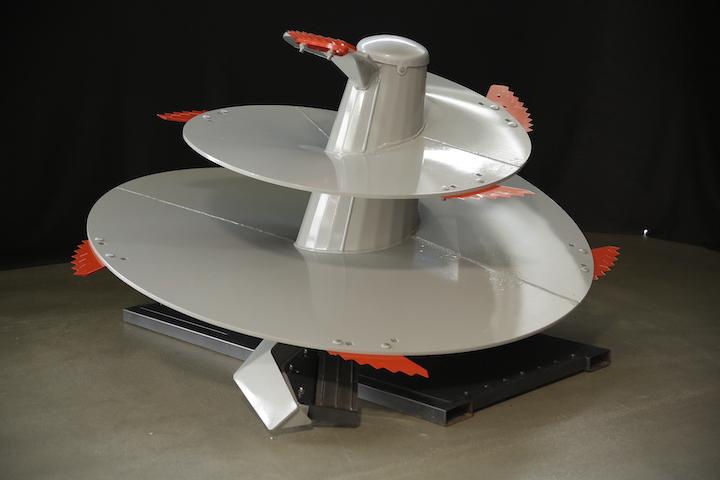 Coclea K-Nox dei carri KUHN Profile ed Euromix