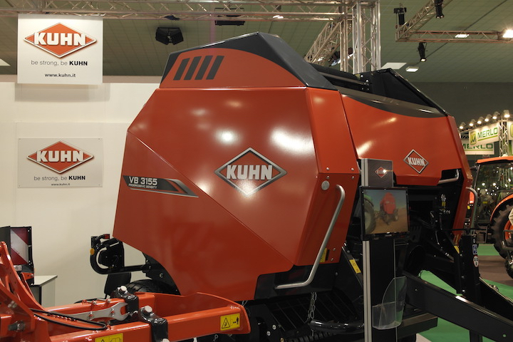 VB 3155 KUHN Serie 3100 Progressive Density_ Agrilevante 2017