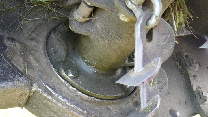 Il rotore e i flagelli sono facilmente sostituibili