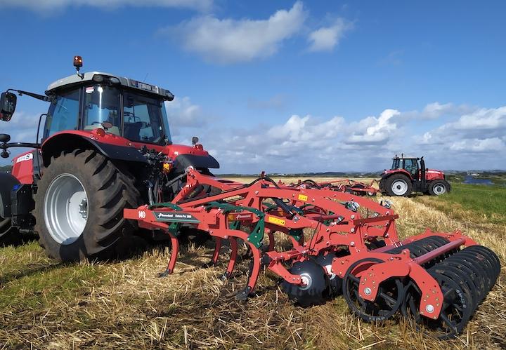 Coltivatore Kverneland Enduro Pro 3000