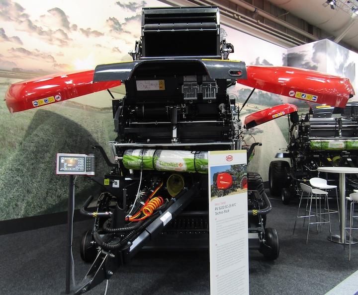 Rotopressa a camera variabile Vicon RV5000 con TechnoPack