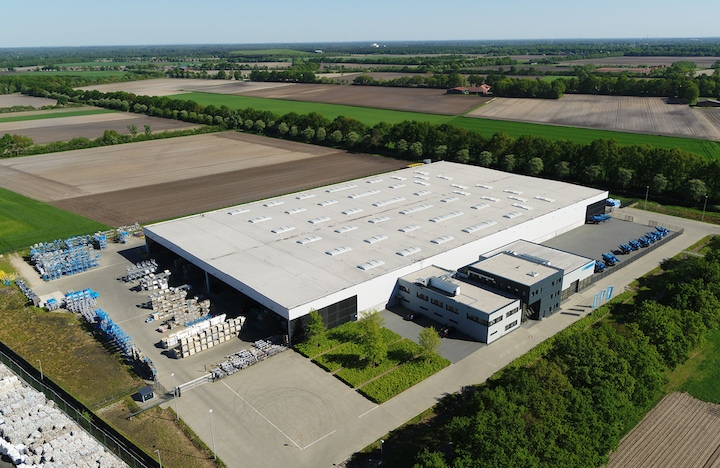 Fabbrica di Lemken a Haren (Germania)