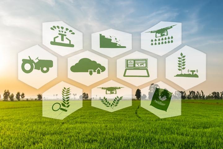 Sistemi per agricoltura di precisione, ancora poco diffusi in Italia