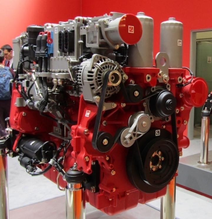 Motore diesel Deutz TCD 9.0