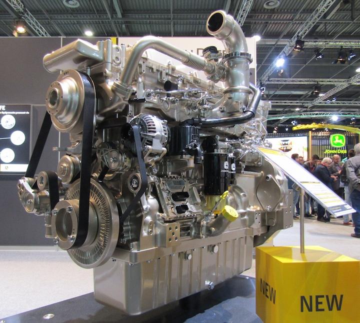 Motore John Deere PowerTech PSS Stage V