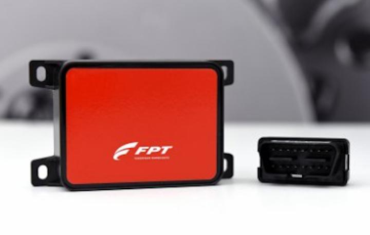 Kit telematico FPT Industrial per motori connessi