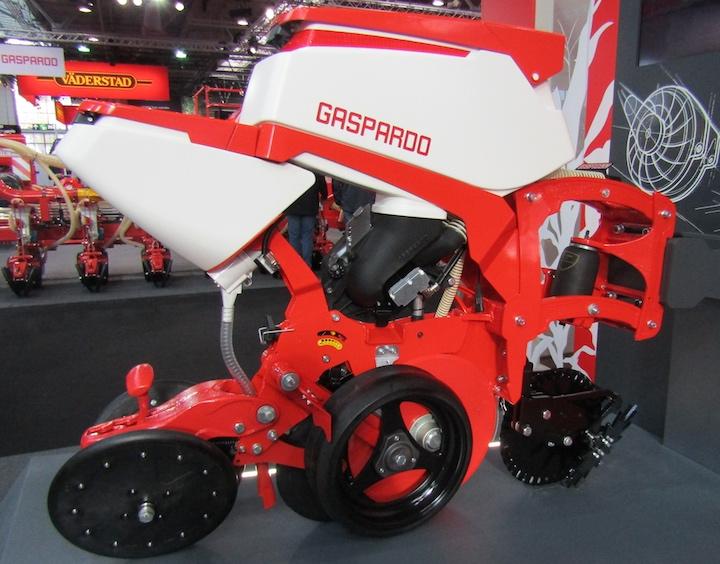 Elemento di semina Maschio Gaspardo Chrono ad Agritechnica 2017