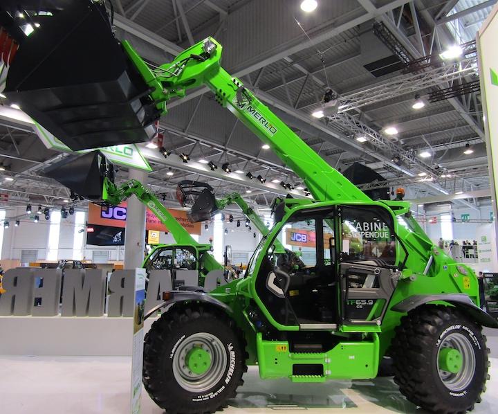 Merlo Turbofarmer TF65.9 CS al Sima 2019