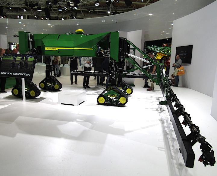 Sprayer autonomo John Deere ad Agritechnica 2019