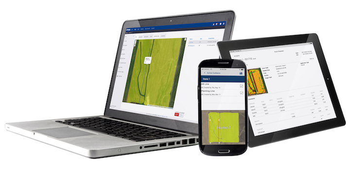Farmer Core, software-as-a-service di Trimble