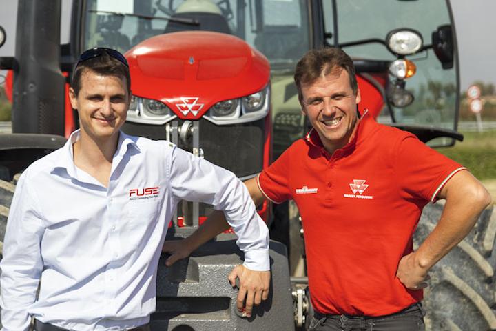 Marco Rampazzo e Clauio Bogoni