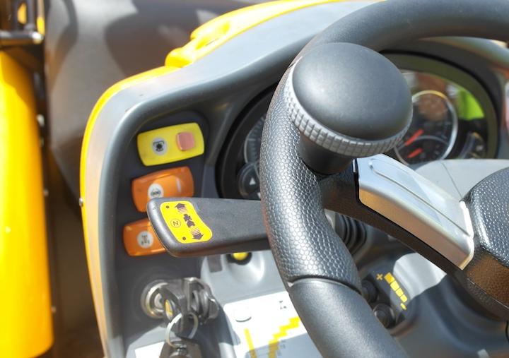 Leva dell'inversore elettroidraulico BCS Easy Drive Premium