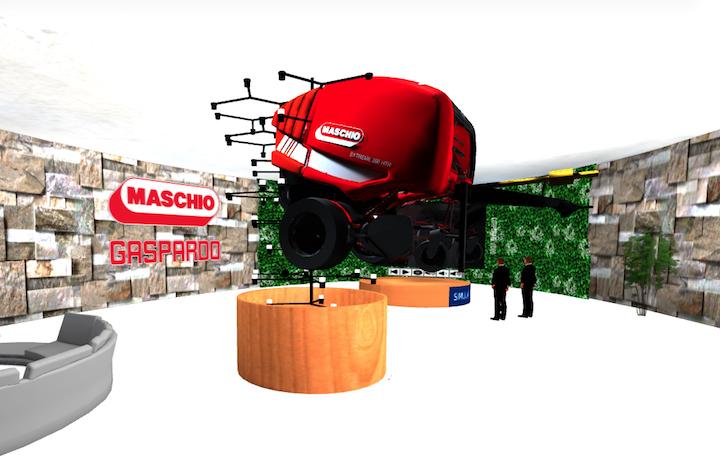 Nuova rotopressa Extreme 266 Isotronic di Maschio Gaspardo