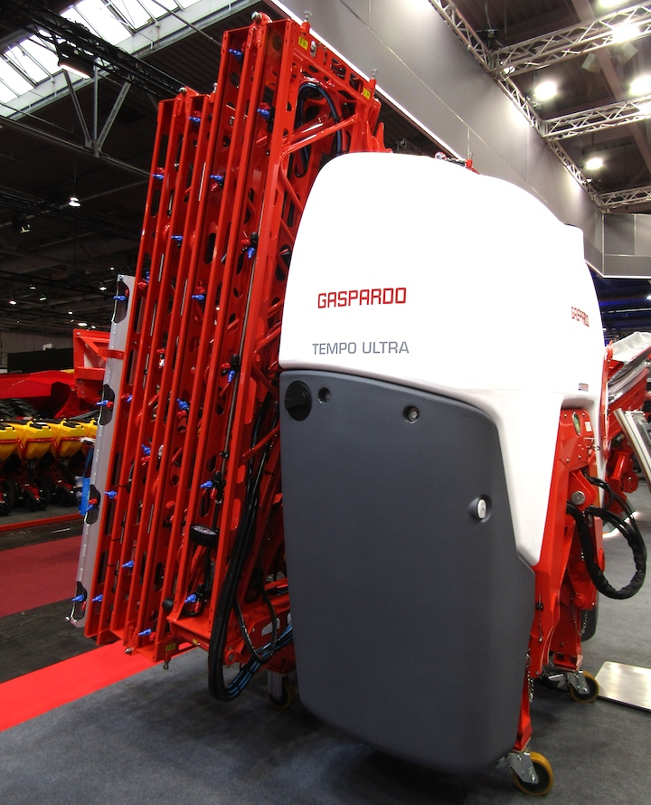 Sprayer Maschio Gaspardo Tempo Ultra ad Agritechnica 2019