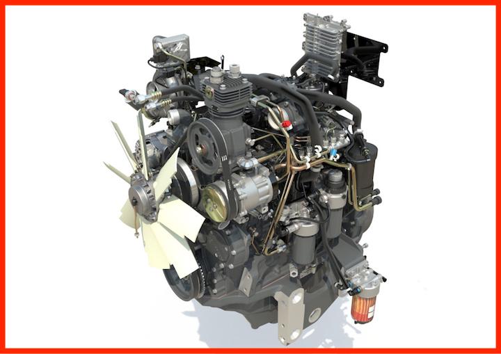 MotoreAGCO Power Stage V per la Serie MF 5S